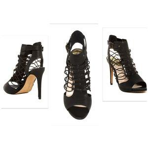 Vince camuto fossel high heels sandals